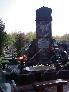 Памятник № A086 Памятник гранитный