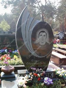 Памятник № A026 Памятник из гранита