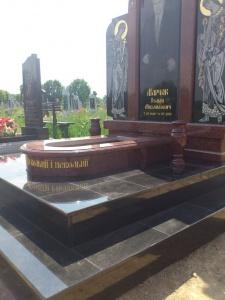 Памятник - наша работа № 245