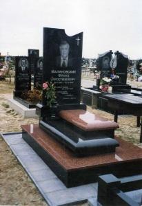 Памятник - наша работа № 181