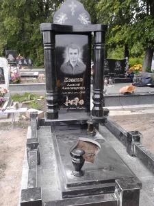 Памятник - наша работа № 318
