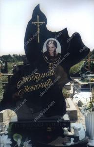 Памятник № A075 Памятник гранитный