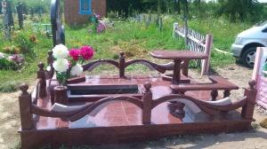 Памятник - наша работа № 130