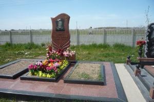 Памятник - наша работа № 210
