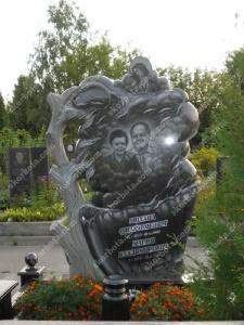 Памятник № A116 Памятник гранитный