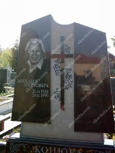 Памятник № A019 Памятник гранитный