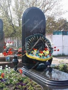 Памятник № A096 Памятник из гранита