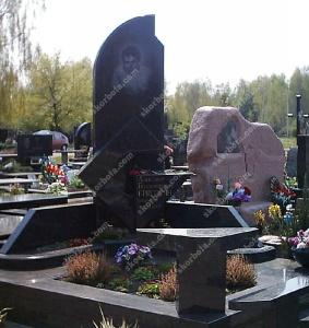 Памятник № A009 Памятники из гранита