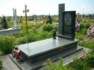 Одинарный памятник № A001