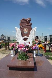 Памятник - наша работа № 197
