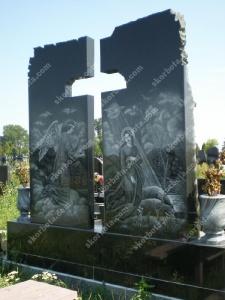 Памятник № A122 Памятник гранитный