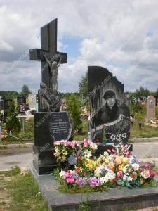 Памятник № A103 Памятник гранитный