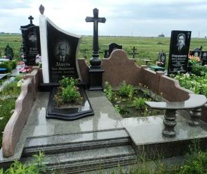 Памятник - наша работа № 256